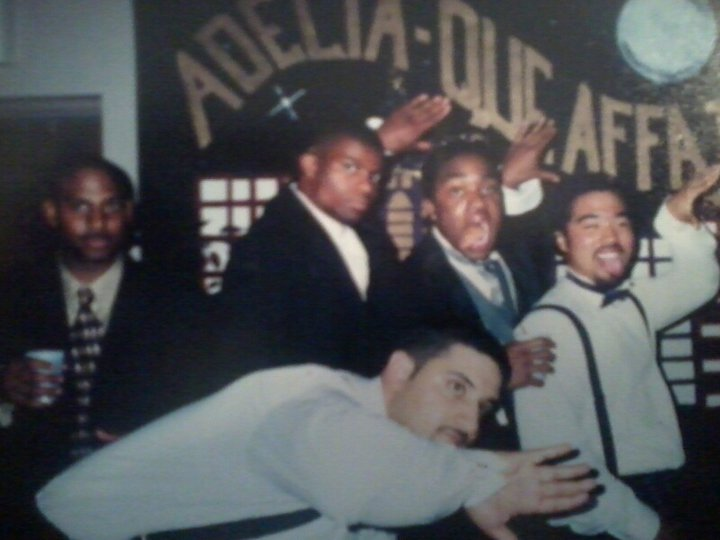 Spring 1998 and their DP @ the Que/Delta Ball.