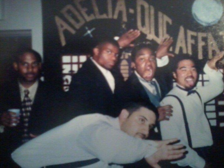 Spring 1998 and their DP @ the Que/Delta Ball.