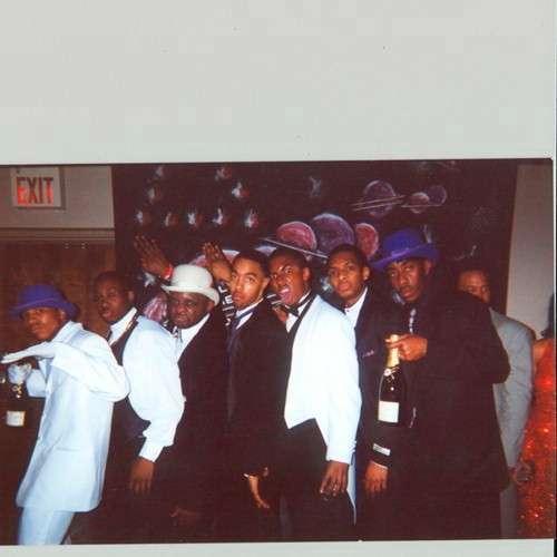 Fall 1998 @ the Que/Delta Ball.